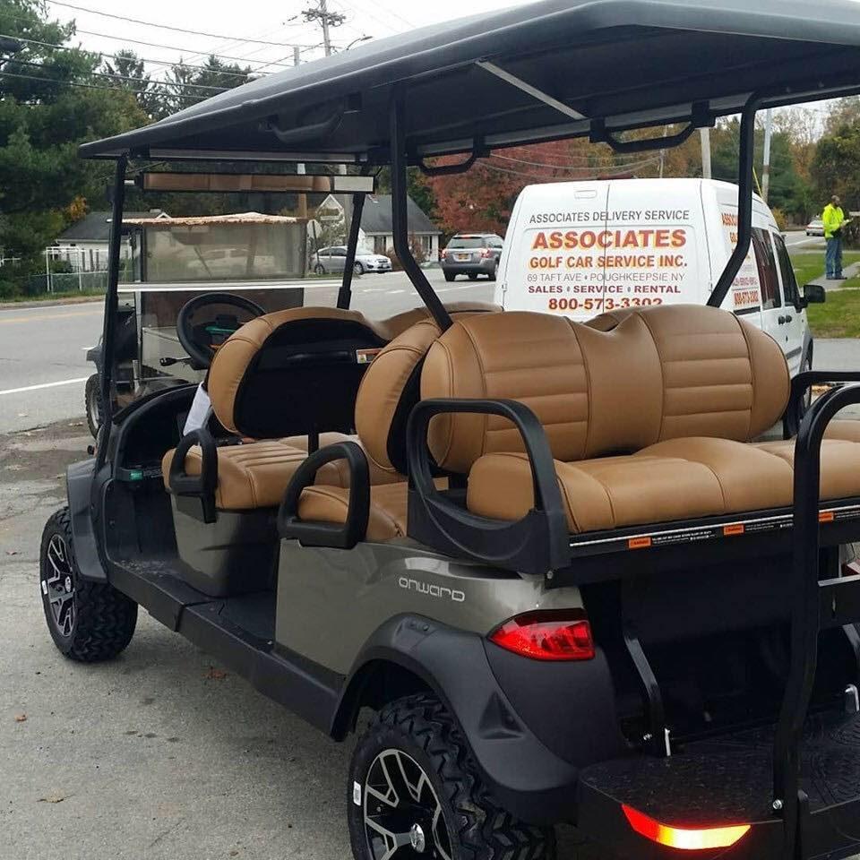 13+ Associates golf car service info