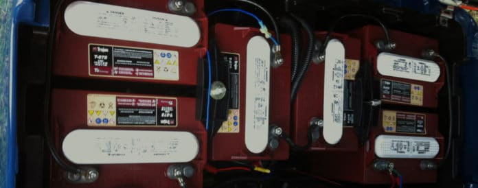 How to Determine the Age of Golf Cart Batteries