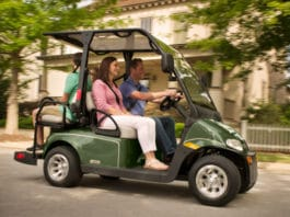 Is it a Golf Cart, NEV, or LSV
