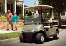EZGO Freedom RXV Golf Cart Review