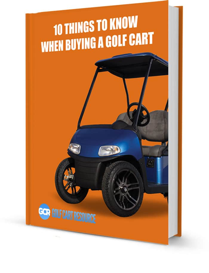 10 Things to Know When Buying a Golf Cart