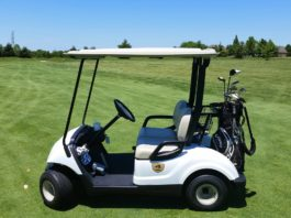 What can go wrong in an electric golf cart