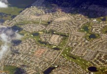 The Villages Florida Aerial View