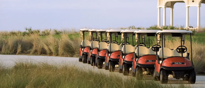 History of Club Car