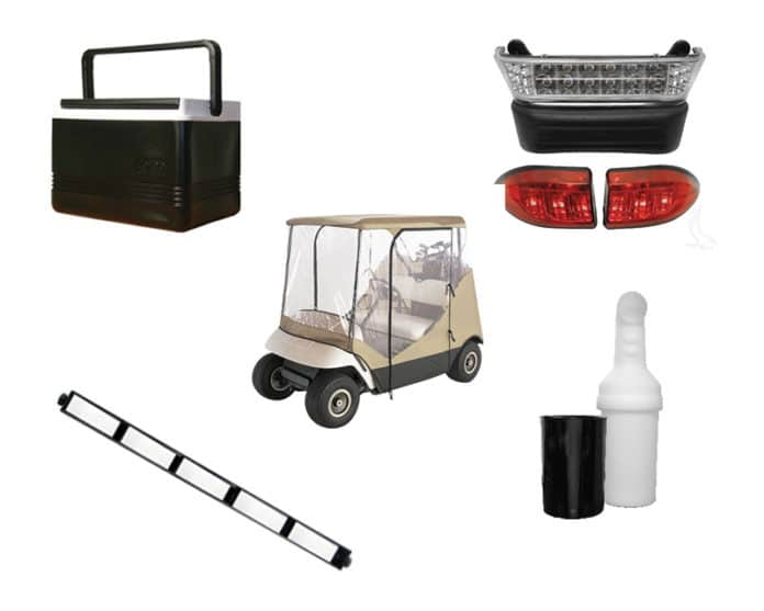 Golf Cart Accessories