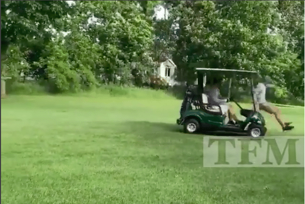 Barstool Golf Cart Run Over The Best Cart : Screen Shot 2017 07 25 at 103729 PM from cart.shineball.co size 603 x 404 png 430kB