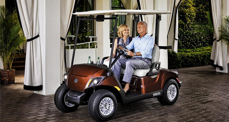 Yamaha drive2 Golf Cart Review