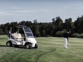 history of garia golf carts