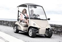Garia Via Golf Cart Review