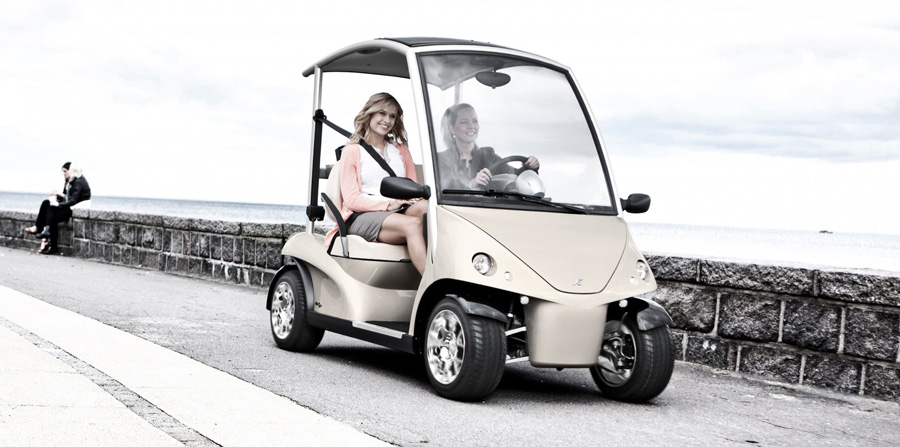 Garia Via Golf Cart Review