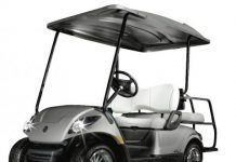 Yamaha golf car recall