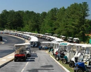 Golf Carts in Peachtree City, GA