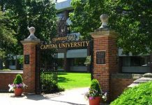 Capital University in Columbus Ohio