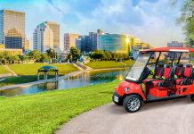 Dayton Oregon Golf Cart tour