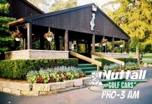 Nuttall Golf Cars Golf tournament