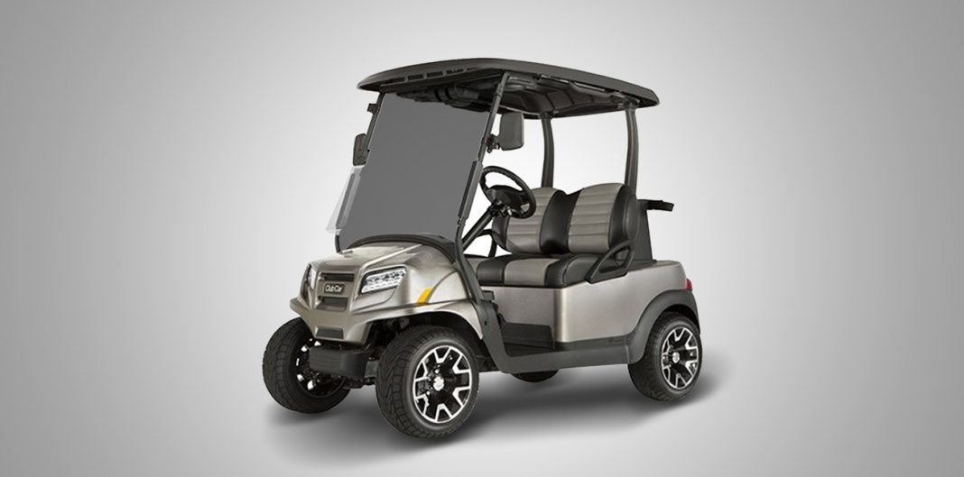 Club Car Onward Review | Golf Cart Resource Ezgo Golf Cart Videos Luxury Carts Parked on