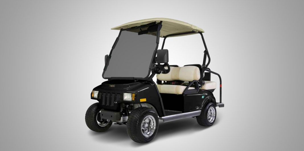Club Car Villager 2+2 LX LSV Review