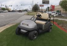 Club Car for a Cause