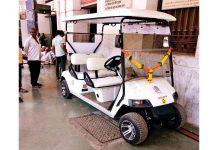Mumbai Golf Cart