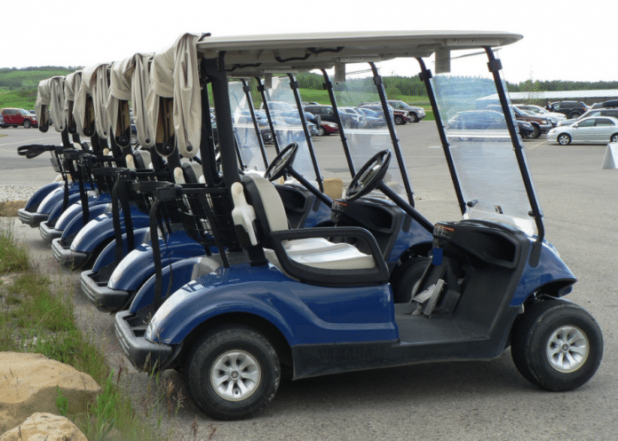 Gulf Breeze Golf Cart Laws