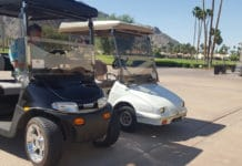 how Much should I pay for a golf cart