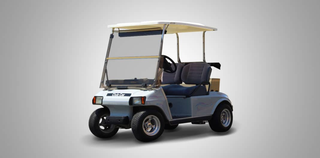 Club Car DS Golf Cart Review