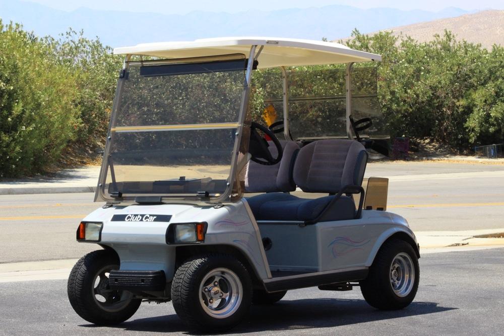 Club Car DS Golf Cart Review | Golf Cart Resource