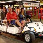 Joyride Golf Cart Services