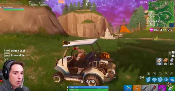 Golf Cart Fortnite
