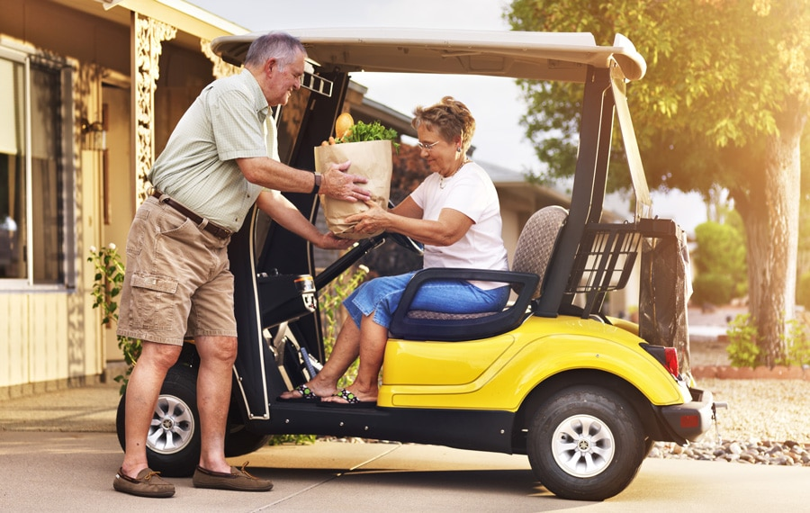 Williamson County Golf Carts