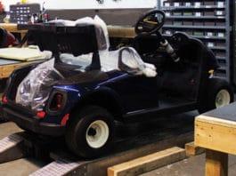Golf Cart Service