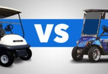 Club Car Gas vs Yamaha Gas