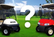 Club Car or E-Z-GO