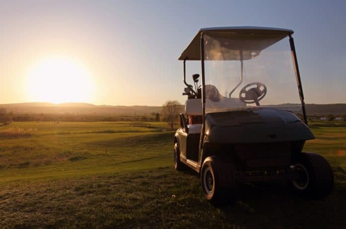 Golf Cart Battery Tips