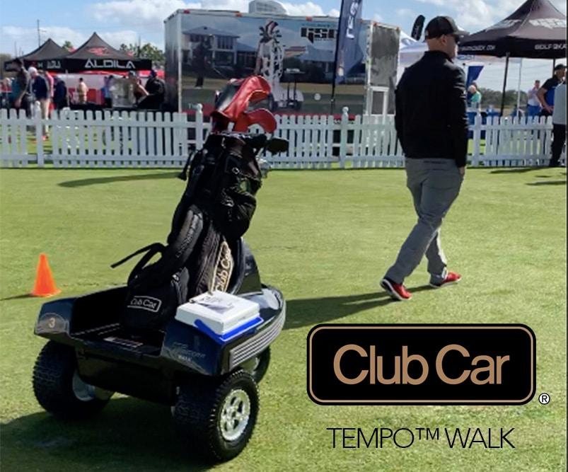 Club Car Tempo Walk