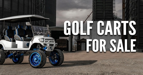 Search Golf Carts For