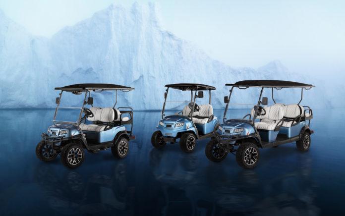 Club Car Onward Ice Storm