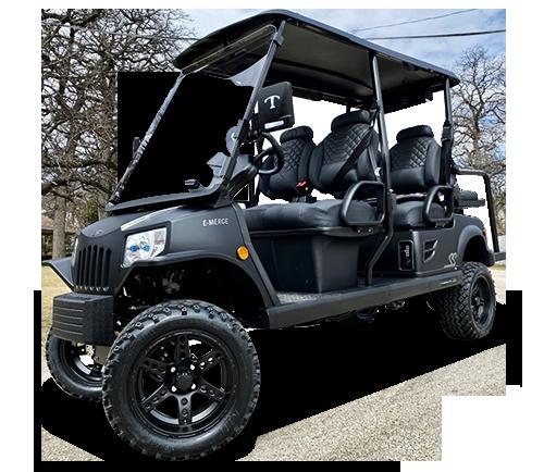 Tomberlin Golf Cart Review